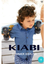 Catalogues et collections Kiabi : Summer kids