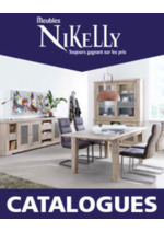 Prospectus Meubles Nikelly : Catalogue 2018