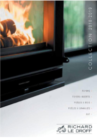 Catalogues et collections Richard Le Droff VIRY CHATILLON : Collection 2018-2019