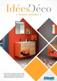 Journaux et magazines Espace Aubade : Couleurs vitaminées
