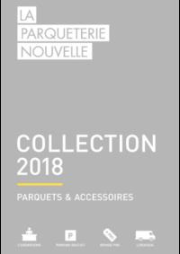 Catalogues et collections La Parqueterie Nouvelle Carrières sur Seine : Collection 2018