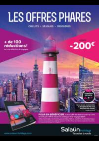 Prospectus Salaun Holidays Rennes - République : Les Offres Phares