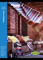 Prospectus IKEA : Vivre dehors