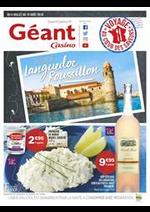 Prospectus Géant Casino : Savoureux terroir du Languedoc Roussillon