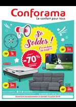 Prospectus Conforama : So Soldes!