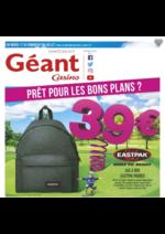Prospectus Géant Casino : Prêt pour les bons plans?