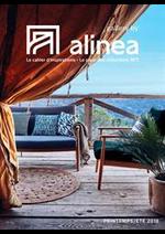 Prospectus Alinéa : Catalogue Printemps-Été 2018