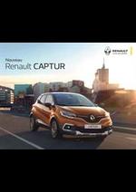 Prospectus Renault : Renault Captur