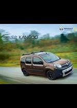 Prospectus Renault : Renault Kangoo