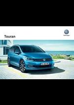 Promos et remises  : Volkswagen Touran