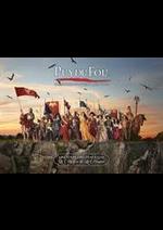 Prospectus Puy du Fou : Catalogue 2018