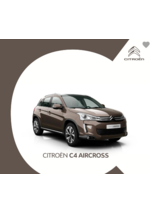 Catalogues et collections Citroen : C4 Aircross