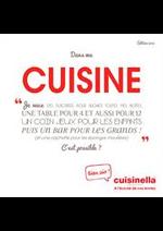 Prospectus cuisinella : Catalogue Cuisine 2018