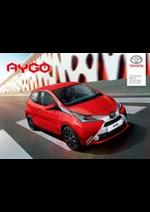 Promos et remises  : Toyota AYGO