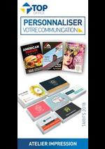 Prospectus Top office : Personaliser votre Communication