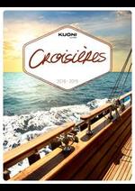 Prospectus KUONI : Croisières