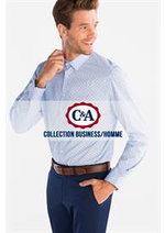 Prospectus C&A : Collection Business - Homme