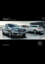 Catalogues et collections Mercedes Benz : Classe C Berline et Break