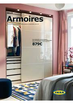 Prospectus  : Catalogue Armoires 2019