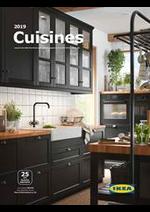 Prospectus  : Catalogue Cuisines