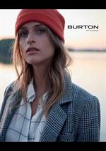 Prospectus Burton : Blouses & Chemisiers