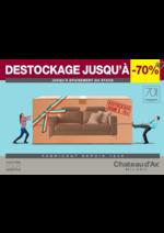 Prospectus Chateau d'Ax : Destockage