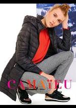 Prospectus Camaieu : Manteaux & Blousons