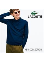 Prospectus Lacoste : Lacoste Men Collection