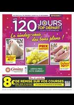 Prospectus Supermarchés Casino : Le rendez-vous des bons plans !
