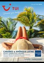 Prospectus Marmara : Caraïbes & Amérique Latine Collection 2019