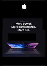 Prospectus Apple : Apple Macbook pro