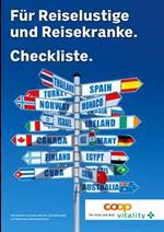 Prospectus  : Für Reiselustige und Reisekranke.