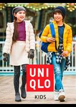 Promos et remises  : Uniqlo Kids