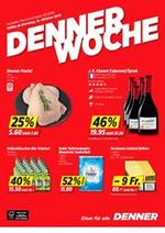 Prospectus Carrefour : Denner Woche