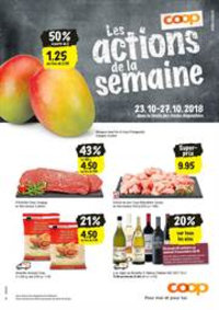Prospectus Picard RENNES 116 RUE EUGENE POTTIER ZAC CLEUNAY : Supermarkt-Angebote in der Verkaufsregion Westschweiz