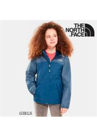 Prospectus The North Face PARIS BEAUGRENELLE : The north Face Girls
