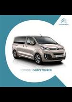 Prospectus Citroen : Citroën Spacetourer