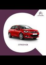 Promos et remises  : Citroën C4