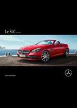 Promos et remises  : Mercedes-Benz SLC