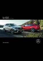 Prospectus Mercedes Benz : Mercedes-Benz GLE