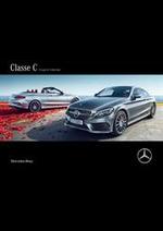 Prospectus Mercedes Benz : Mercedes-Benz Classe C Coupé et Cabriolet