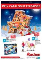 Prospectus Auchan : La magie des jouets - Prix catalogue en baisse !