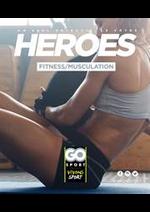 Prospectus Go Sport : Fitness-Musculation