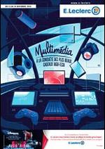 Prospectus E.Leclerc : Multimédia