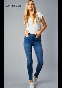 Prospectus La Halle Andelnans : Pantalons Femme