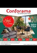 Prospectus Conforama : Noël est plus beau