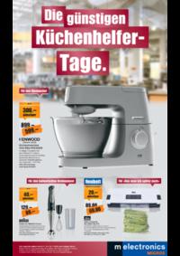 Prospectus Melectronics : Die günstigen Küchenhelfer Tage
