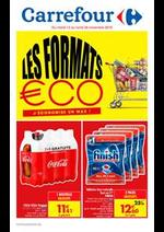 Prospectus Carrefour : Les formats éco