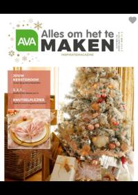Journaux et magazines AVA Sint-Pieters-Leeuw : Inspiratie magazine