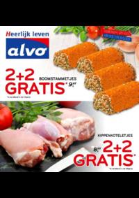 Prospectus Alvo Ukkel : 2+2 gratis